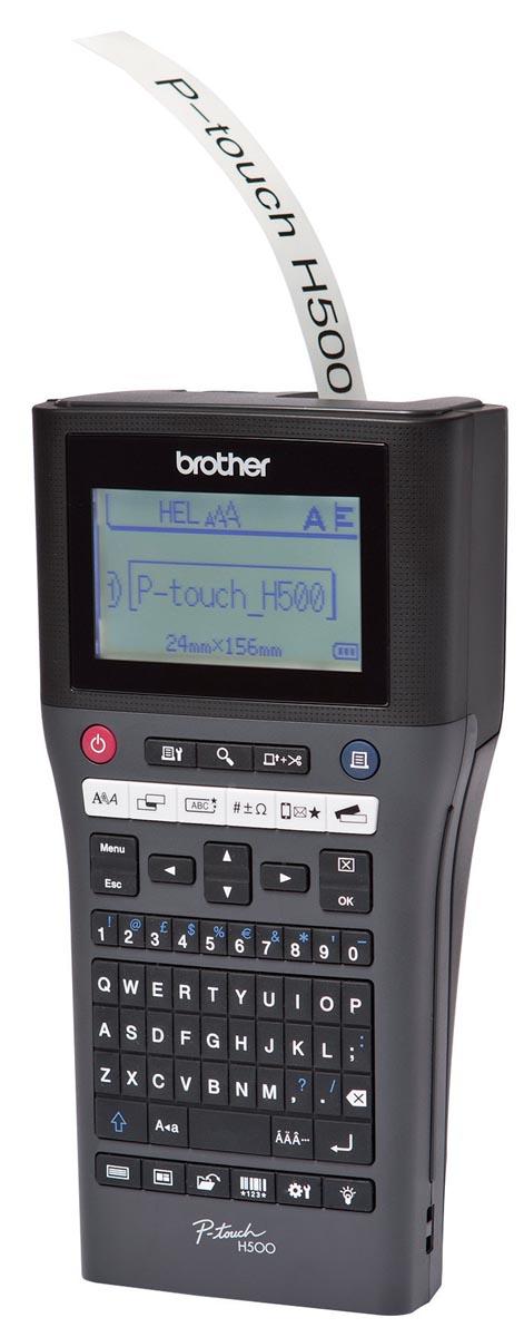 Brother beletteringsysteem PT-H500