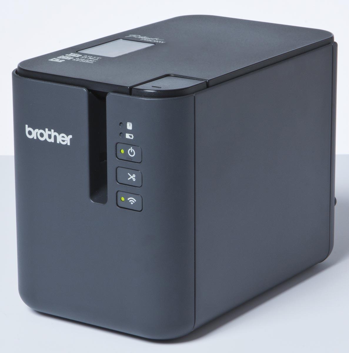 Brother beletteringsysteem PT-P900W
