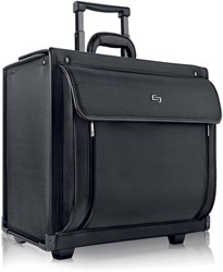 Solo pilotenkoffer Classic Catalog Case voor 16 inch laptops