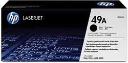 HP Tonercartridge zwart twin pack 49XD - 6000 pagina's - Q5949XD