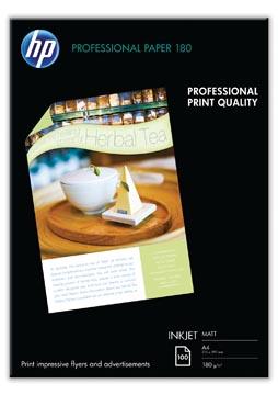 Inkjetpapier HP Q6592A A4 mat 180gr 100vel