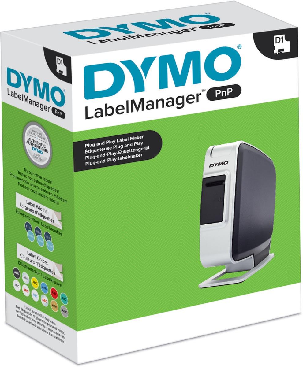 Dymo beletteringsysteem LabelManager PnP