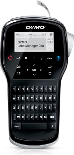 Dymo beletteringsysteem LabelManager 280, azerty
