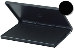 Trodat stempelkussen ft 5 x 9 cm, zwart