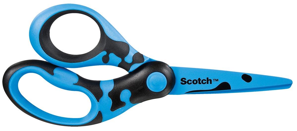 Scotch schaar Kids Deco, 16,5 cm, op blister