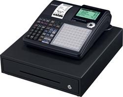 Casio thermische kasregister SE-C450MBFL, zwart
