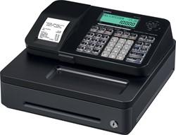 Casio thermische kasregister SE-S100SB, zwart