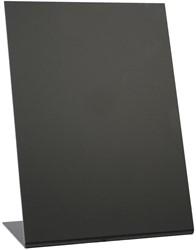 Deflecto krijtbord L-vorm ft A4