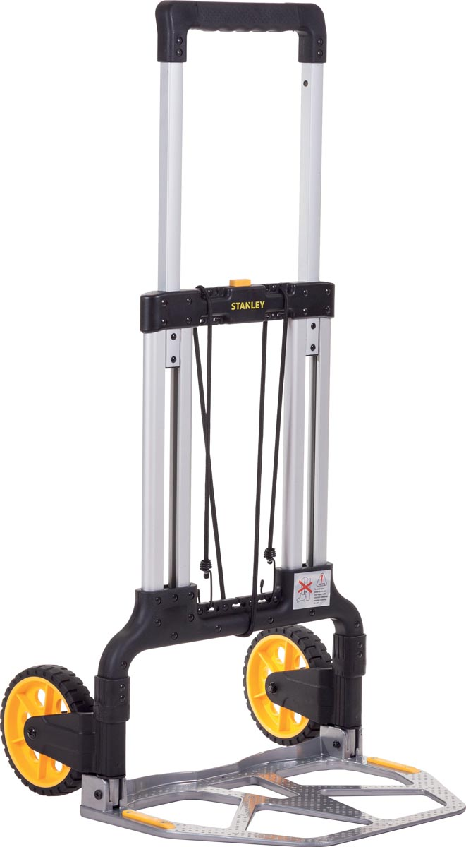 Stanley opvouwbare steekwagen, tot 125 kg draagvermogen