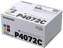 S-Printing toner CLT-P4072C 4 kleuren, 1000 - 1500 pagina's - OEM: SU382A