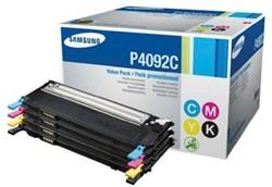 S-Printing toner CLT-P4092C 4 kleuren, 4500 pagina's - OEM: SU392A