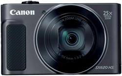 Canon fototoestel PowerShot SX620 HS, zwart