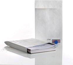 Balgenveloppen Tyvek ft 229 x 324 x 20 mm, doos van 100 stuks