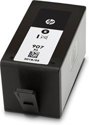 HP inktcartridge 907XL zwart, 1.500 pagina s - OEM: T6M19AE