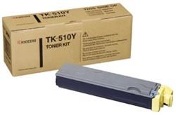 Kyocera Toner Kit geel TK510Y - 8000 pagina's - 1T02F3AEU0