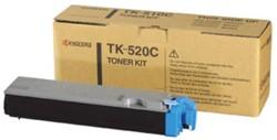 Kyocera Toner Kit cyaan TK520C - 4000 pagina's - 1T02HJCEU0