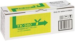 Kyocera Toner geel TK580Y - 2800 pagina's - 1T02KTANL0