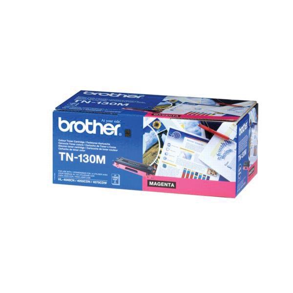 Brother toner, 1.500 pagina's, OEM TN130M, magenta