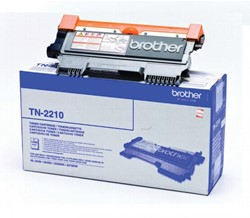 Brother Toner Kit - 1200 pagina's - TN2210