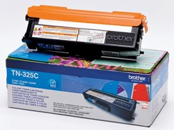 Brother Toner cyaan - 3500 pagina's - TN325C