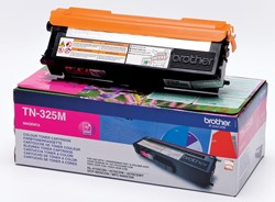Brother Toner magenta - 3500 pagina's - TN325M
