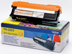 Brother Toner geel - 3500 pagina's - TN325Y