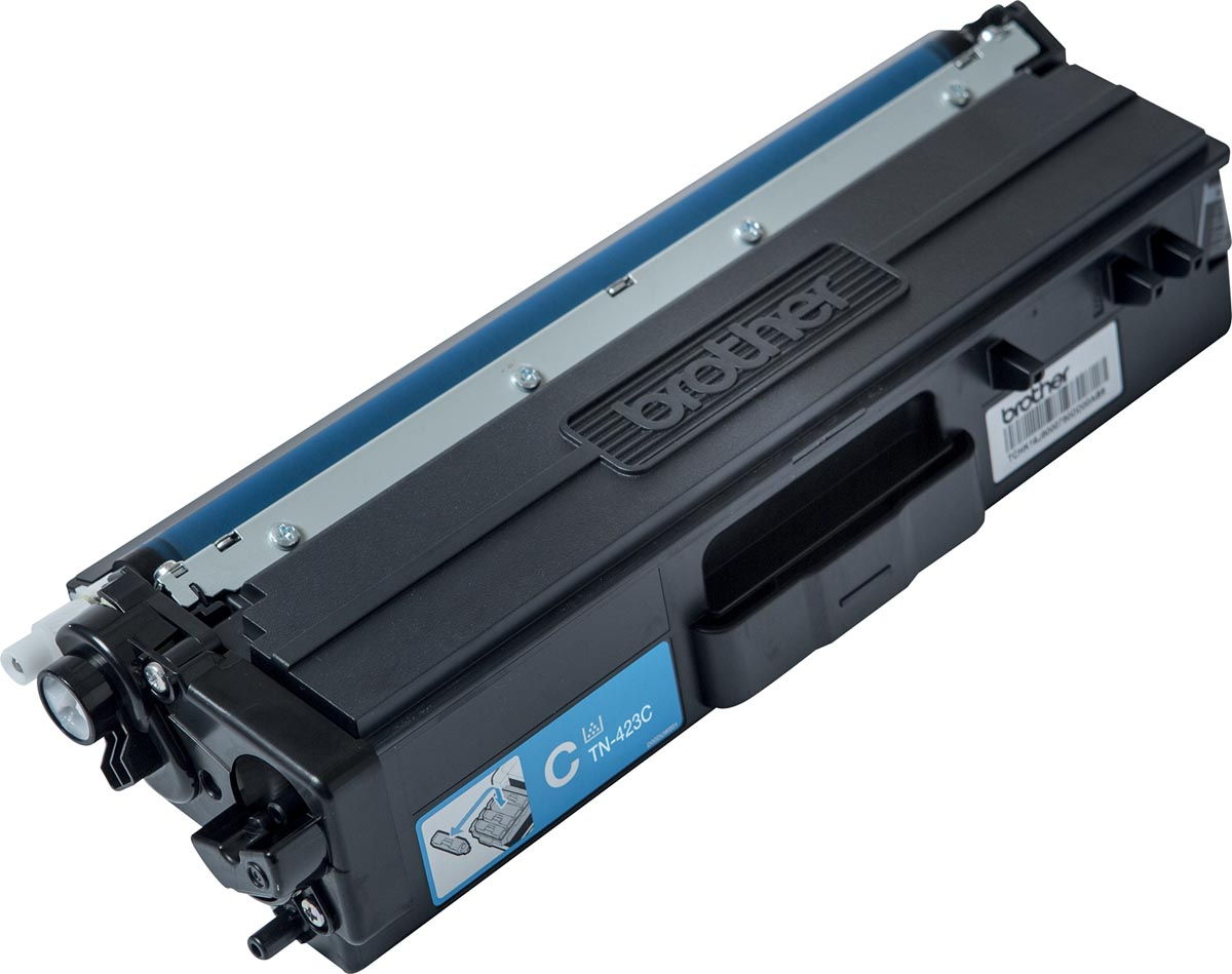 Brother toner cyaan, 4000 pagina's - OEM: TN-423C
