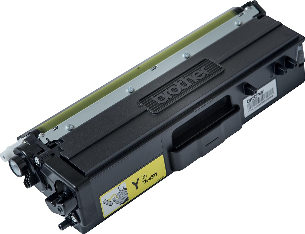 Brother toner geel, 4000 pagina's - OEM: TN-423Y