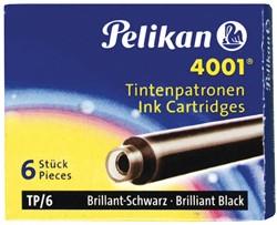 Pelikan inktpatronen 4001 zwart