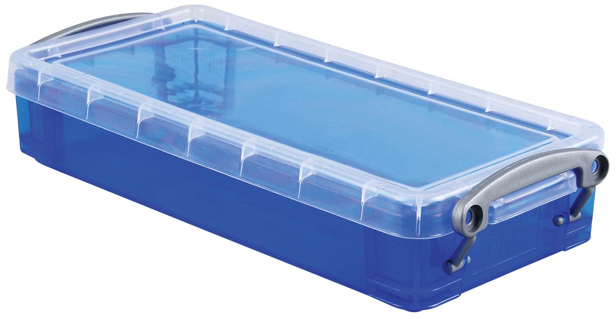 Really Useful Boxes pennenbakje buitenft 220 x 100 x 40 mm, binnenft 185 x 80 x 30 mm (b x d x h), b