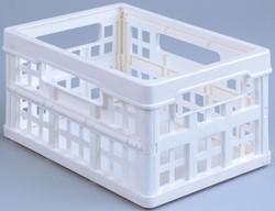 Really Useful Box plooibox 1,7 liter, wit