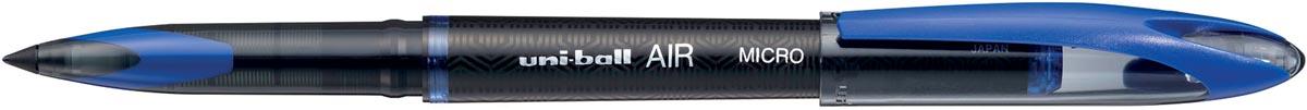 Uni-ball liquid ink roller Micro Air, blauw