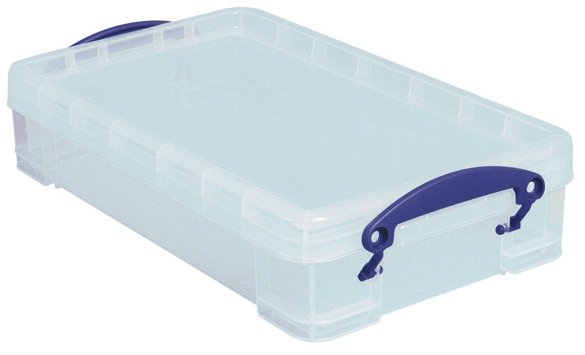 Opbergbox Really Useful 4 liter 395x255x85mm