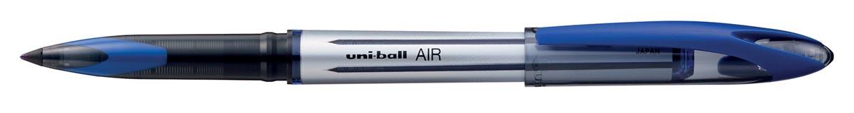 Uni-ball liquid ink roller Air, blauw