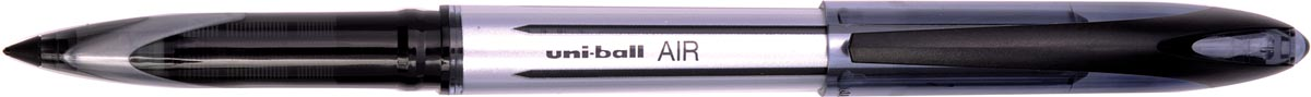 Uniball liquid ink roller Air, zwart