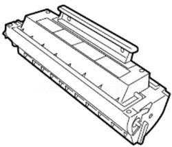 Panasonic Tonercartridge zwart  - 8000 pagina's - UG3380