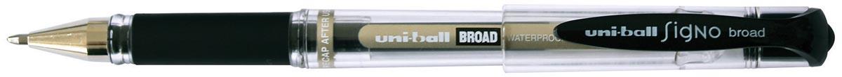 Uniball roller Signo Broad, 0,65 mm, zwart