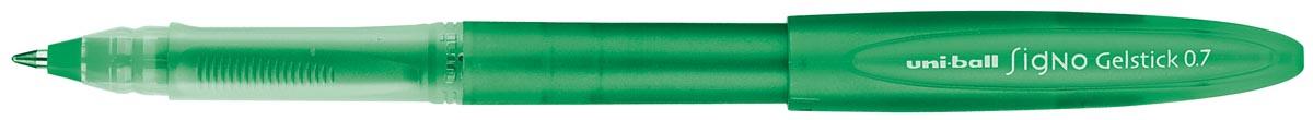 Uni-ball Roller Signo Gelstick groen