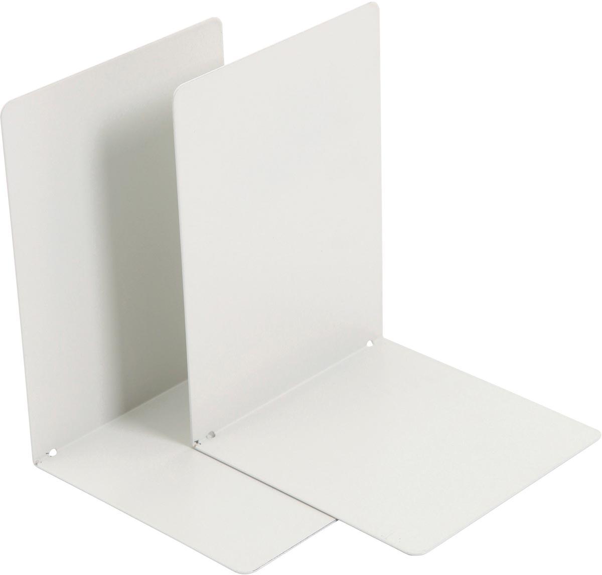 Boekensteunen wit