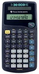 Texas wtenschappelijke rekenmachine TI-30 ECO RS