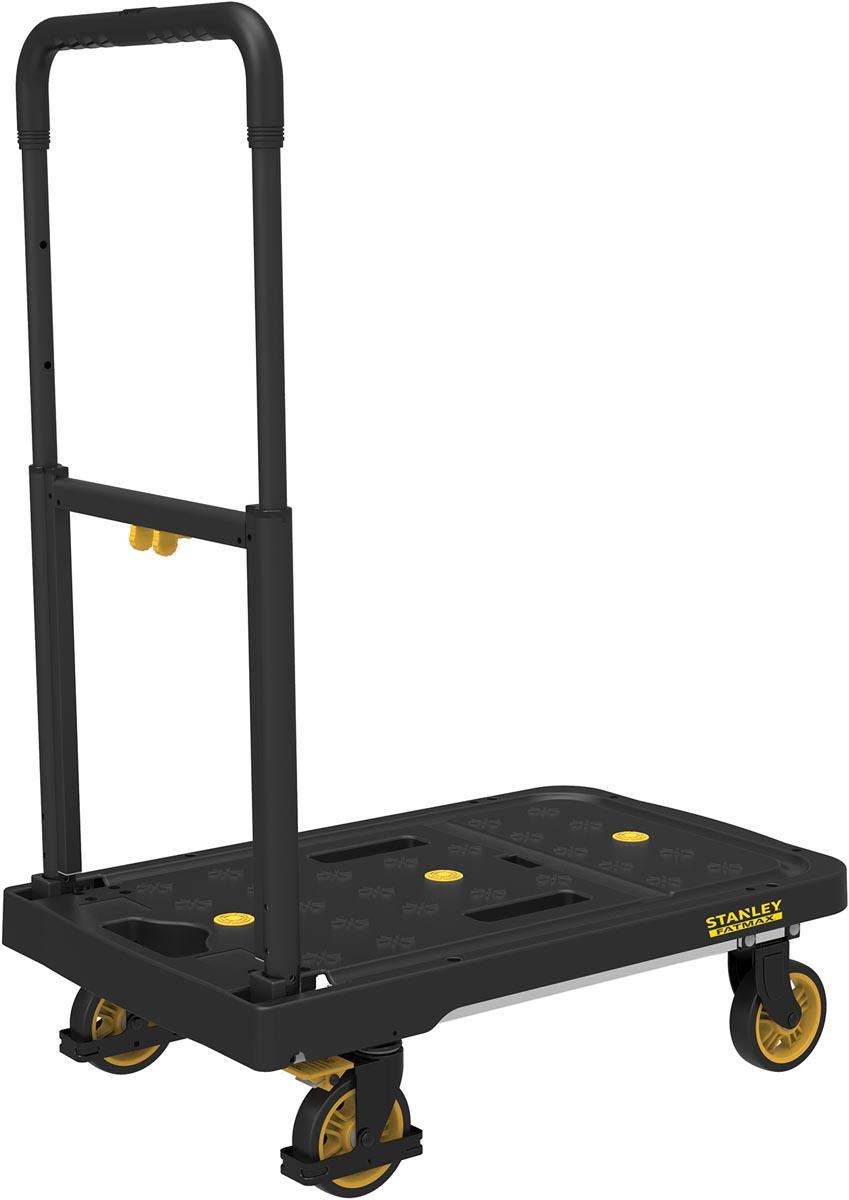 Stanley Fatmax inklapbare transportwagen, tot 135 kg draagvermogen