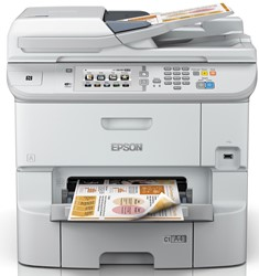 Epson printer WorkForce Pro WF-6590DWF