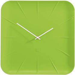 Sigel wandklok Inu, ft 35 x 35 x 4,5 cm, groen