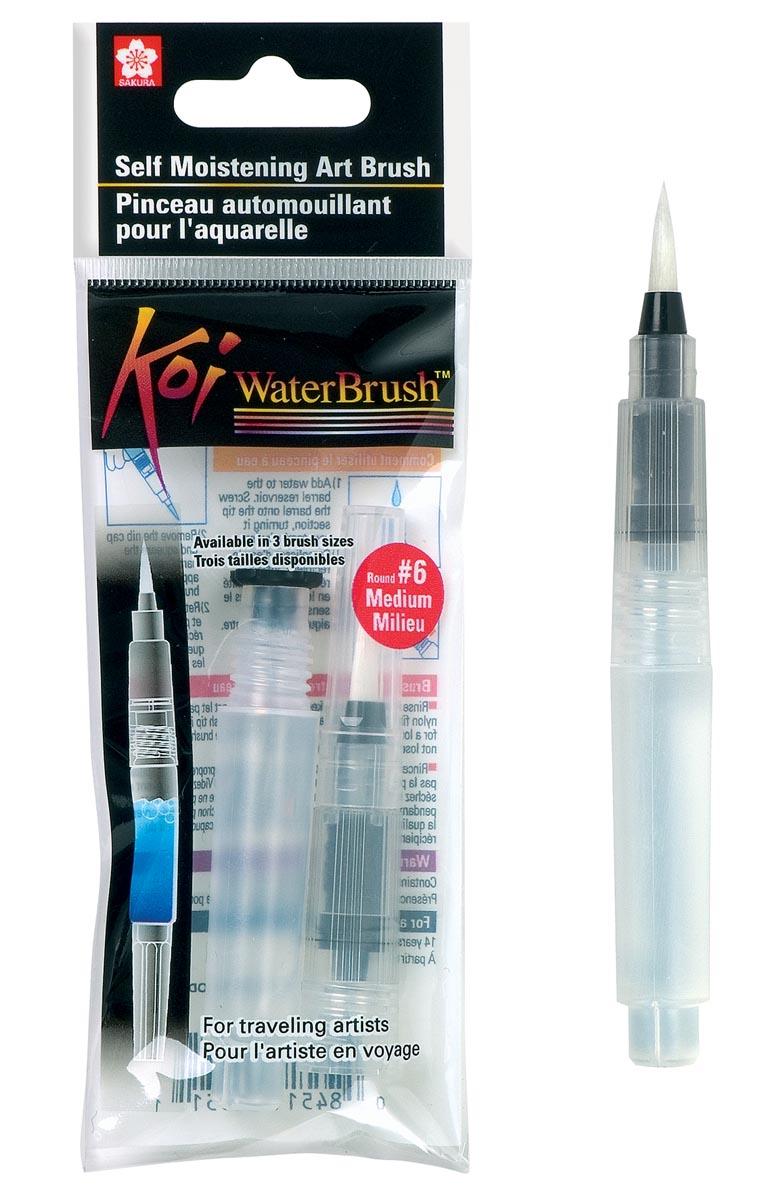 Sakura Koi Water Brush penseel, medium