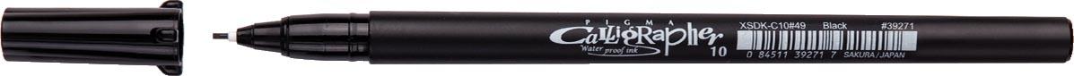 Sakura kalligrafiepen Pigma Calligrapher, zwart, schrijfbreedte: 1,0 mm