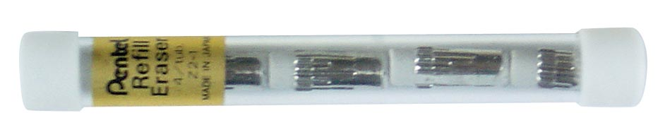 Pentel Refill Eraser Z2-1 (Z2-1)